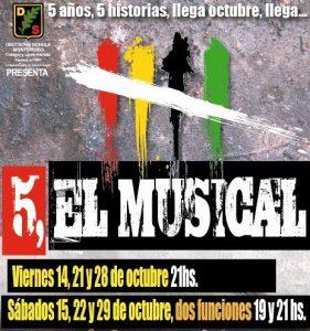 V el musical