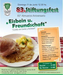 83 STIFTUNGSFEST